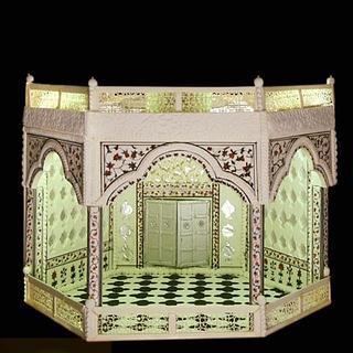 The Mughal Grandeur: Jodha Akbar