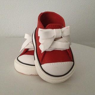 Sugar baby tennis shoes, zapatitos de azucar