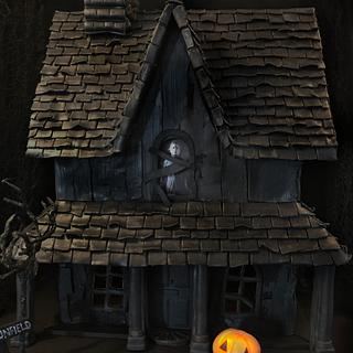 The Myers Gingerbread Residence