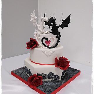 Dragons wedding