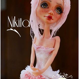 Nikita - Cake by VictoriaBean