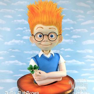 Lewis from Meet the Robinsons by Willian Joyce