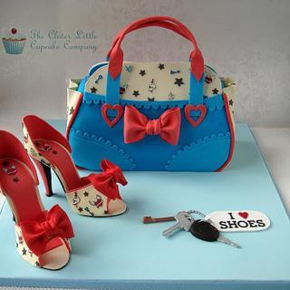 Cake International - Handbag and Shoe Entry
