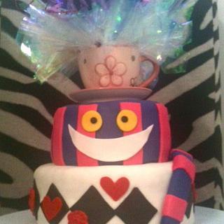 40th birthday Mad Hatter