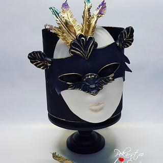 Carnival mask!