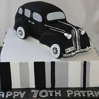 1936 4-door Chevy