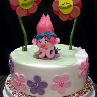 Troll - Poppy Cake