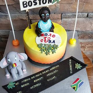 Birtday Cake - Cake by Mora Cakes&More
