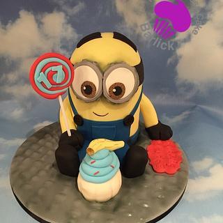 Did someone say banana ? Oooo banana  - Cake by For goodness cake barlick