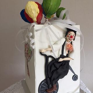 Animator cake