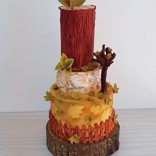 Autumm Cake
