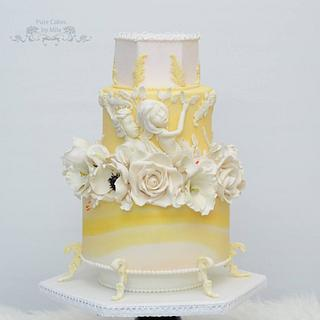 """""""Bernini- Apollo and Daphne"""" - Cake by Mila - Pure Cakes by Mila"""