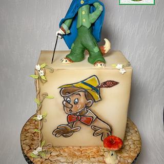 Pinocchio Collaboration