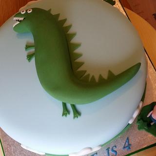 George's Dinosaur