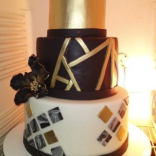 Birthday cake - Cake by Zoca