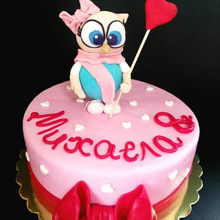 Birthday cake - Cake by Ralitza Hristova