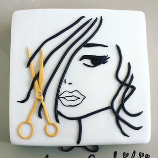 Hair Style  haircut hair stylist cake