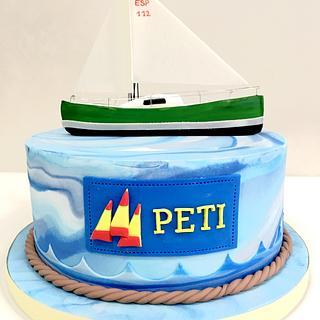 Let's go sailing!!!