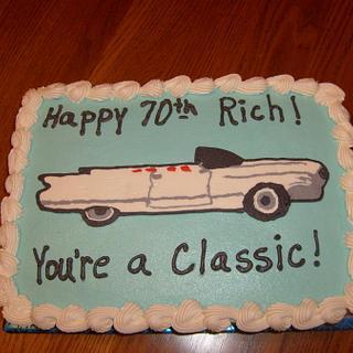 Rich's '66 Cadillac Convertible