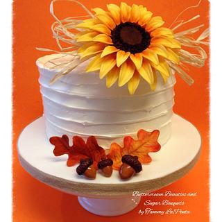 Sunflower Spendor