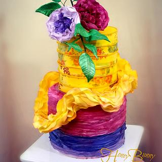 Royal Ascot Hats and Fashion Collaboration - Cake by Honey Bunny Bake Shop