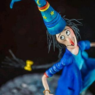 Winnie Cake sugar sculpter