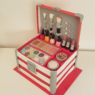 cake Make-up box