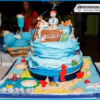 Happy birthday Nicola