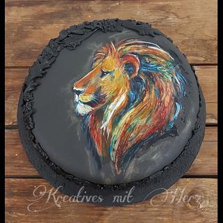 The magic Lion