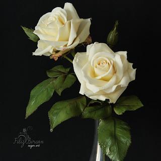 Sugar Flowers (Sugar  Rose)