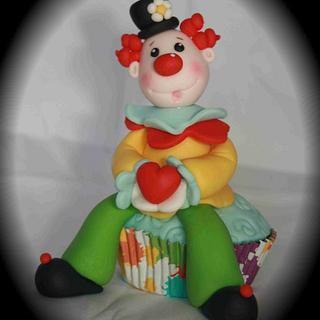 Clown in love