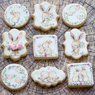 Birds and bunnies