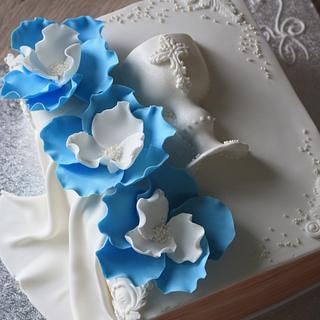 """christening"" cake - Cake by VitlijaSweet"