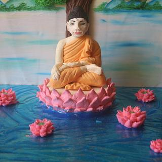 Lord Buddha - Beautiful Srilanka Collaboration