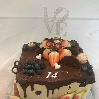 Čokoládova torta