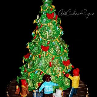 Christmas  miracle and childrens