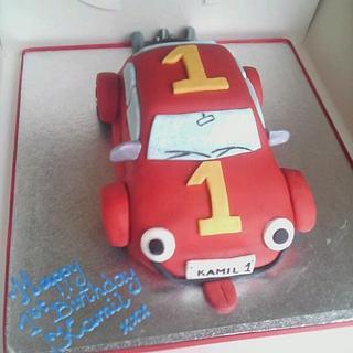 funny car :)