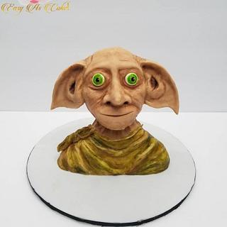 Cakeflix Collaboration - Dobby the elf!