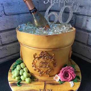 Vino cake