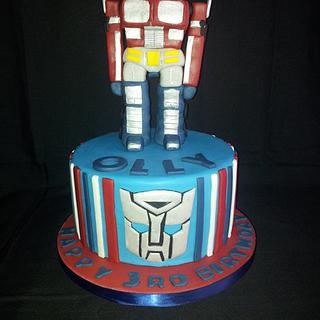 Autobots, Roll Out!!