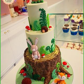 Woodlands Cake 🦊