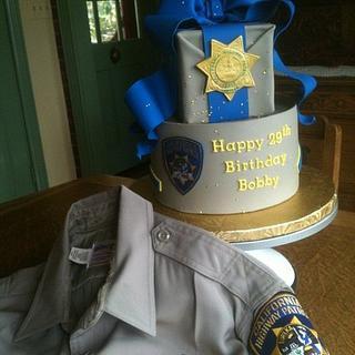 Highway Patrol Happy Birthday