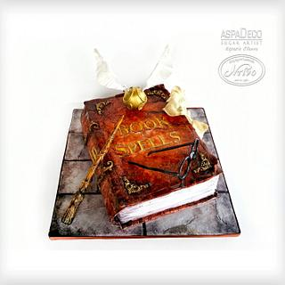 """Harry Potter"" Cake"