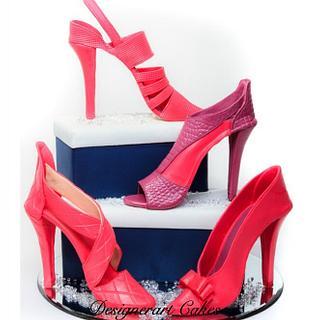 Designer Pink Sugar Shoes Collection