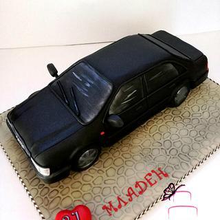 Cake for man