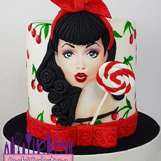 PINUP CAKE