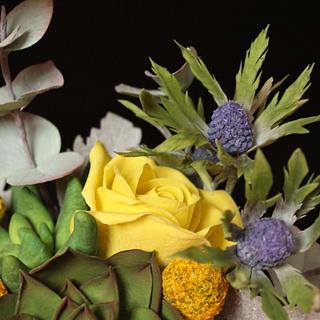 Bouquet, mio contributo cancer day