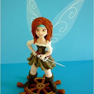 Zarina, la fée pirate