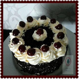 'Schwarzwalder' torte