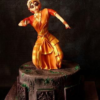 Dance of the Gods- Bharatanatyam